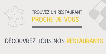 decouvrez tous nos restaurants